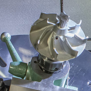 5-Axis CNC Mill