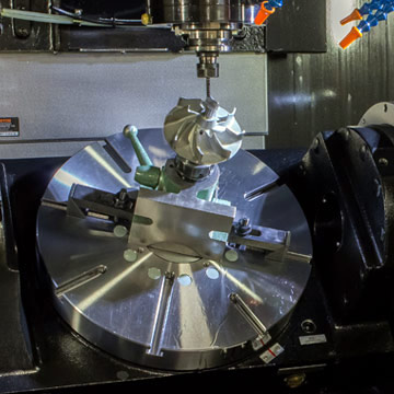 technology with 5 axis machining and five sided milling capabilities for more intricate applications with the addition of multiple cnc 5 axis machining