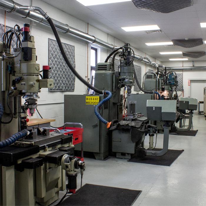 CNC Jig Grinding