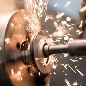 CNC Mill Jig Grind