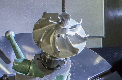 CNC 5-Axis Machining