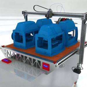 Large 3D printing