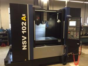 CNC 4-axis machining