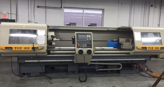 Long Turn Lathe