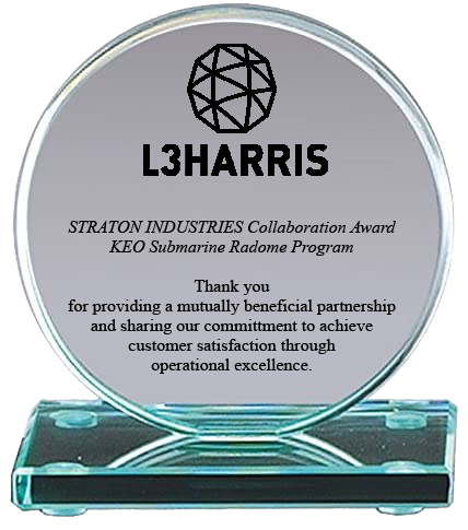 L3Harris Award Winner