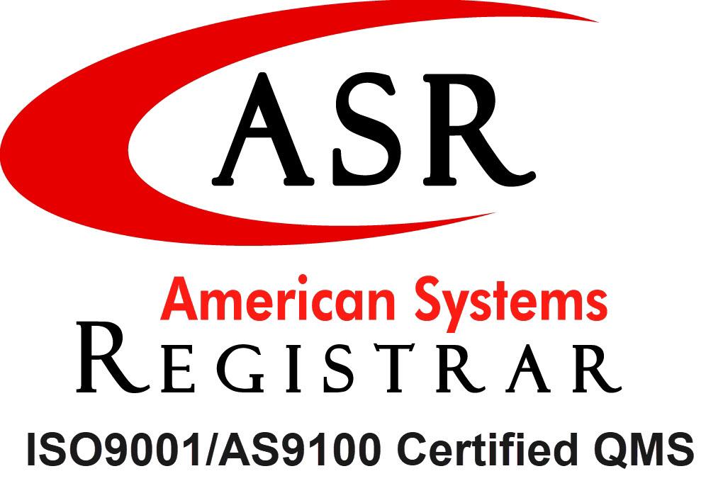 ASR Certification